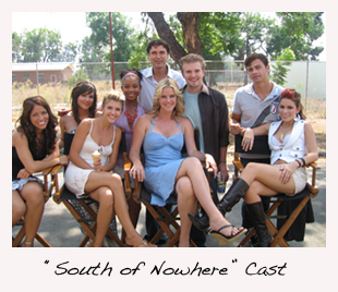 South of Nowhere cast